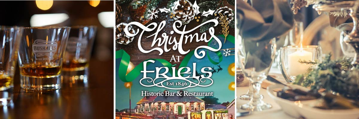 Christmas at friels 2019